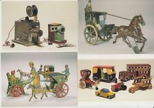 TIN TOYS JOUETS 37 CPM 1994 FROM TIN TOYS BOOK MAGNA BOOKS