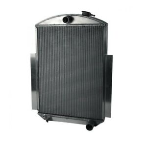 AFCO 80147-S-SS-N Radiator and Fan, For 38-46 Chevy Truck Kit NEW