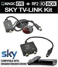 SKY IO-Link Box Modulatore RF Uscita TV + OCCHIO MAGICO TV-link
