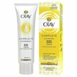 Olay Complete Medium Tinted Moisturiser BB Cream SPF15 50ml