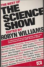 The Best of the Science Show, edited and signed by Robyn Williams