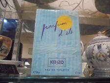 PARFUM D'ETE' KENZO eau de toilette 50 ml - RARE VINTAGE PERFUME
