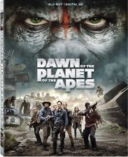 Rise of the Planet of the Apes / Dawn of the Planet of the Apes [New Blu-ray]