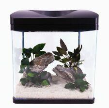Nano Aquarium Laguna in schwarz Komplettaquarium +LED Beleuchtung +Filteranlage