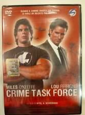 Crime Task Force - La Vendetta Del Mercenario (Dvd - Stormovie) Nuovo