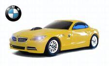 Bmw Z4 Inalámbrico para coche Mouse (amarillo) - Licencia Oficial