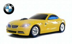 BMW Z4 Wireless Car Mouse (Yellow) IDEAL CHRISTMAS GIFT - OFFICIAL LICENSED