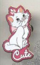 Marie from Aristocats - Cute Cat  authentic Disney Pin/Pins