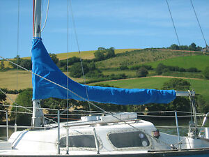 Sail Cover - Mainsail Boom Cover 9-10ft **Brand New**