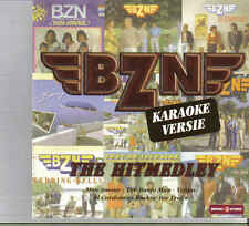 BZN-The Hitmedley  karaoke Versie Promo cd single