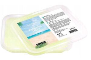 ISABELLENAILS Paraffin Wax Hand Feet Bath Replacement SPA 500g Tahiti