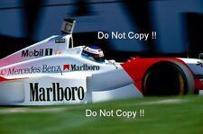 Mika Hakkinen McLaren MP4/11 F1 Season 1996 Photograph 1