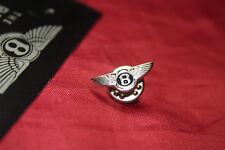 BENTLEY Pin Original Collection schwarz VIP emailliert Anstecknadel lapel button