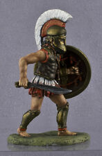 Zinnfigur. Spartan warrior. 54mm. Gr-2.