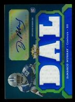 2011 Topps Triple Threads #134C DeMarco Murray DAL RC Auto Jersey #/99