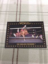 WCW Trading Cards 1991 The Fabulous Freebirds #63 Single Ungraded