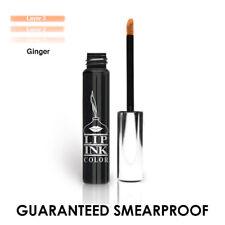 LIP INK Organic Smearproof Liquid Lipstick - Ginger