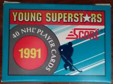 1991 Score Young Superstars Hockey Complete Boxed Set