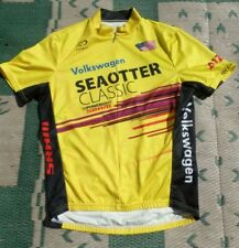 Primal Sea Otter Vw Volkswagen cycling Team Jersey sz M- L