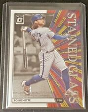 2020 Donruss Optic Stained Glass Rookie Bo Bichette