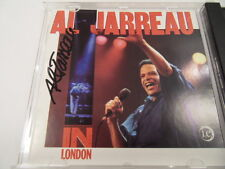 Al Jarreau CD In London - signiert !