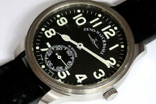 Zeno-Watch Basel ETA 6498-1 Swiss 8558 King Size 47mm mens Pilot watch