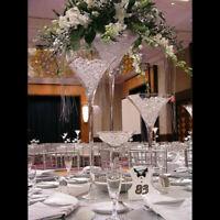 Perle d'eau Bille de gel fleuriste décoration vase maison mariage baptême 6pcs