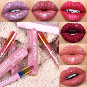 Waterproof Matte Lip Gloss Liquid Lipstick Long Lasting Lipgloss Makeup Glaze