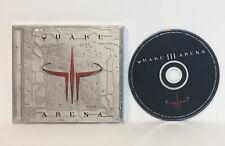 Quake 3 III Arena 1999 id Software Quake Arena W/ CD Key
