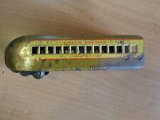 Marx Union Pacific Coach Buffet, Vintage, Complete (B-4)