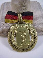 Abzeichen DDR Meisterschaft der DDR 1954