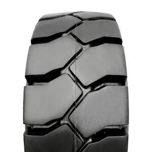 16x6-8 !PREMIUM! Staplerreifen schwarz - kreidend mit Haltenase