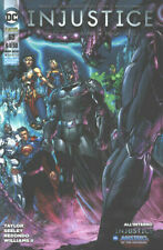 Injustice N° 63 - Gods Among Us - DC All Star - RW Lion - ITALIANO NUOVO #NSF3