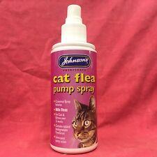 Cat Kitten Flea Pump Spray KILLS FLEA Pre Letting Out Spray Powerful Pyrethrum