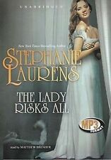 Stephanie LAURENS / The LADY RISKS ALL       [ Audiobook ]