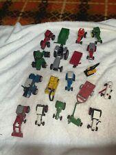 Vintage Ertl International John Deere Ford Tractors Farm Toys