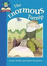 The Enormous Turnip (Paperback or Softback)