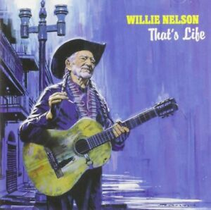 WILLIE NELSON That's Life CD NEW + SEALED Willie Nelson Sings Frank Sinatra