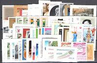 2014 der Republik Italien, Italy, Jahrgang Vollständige, Briefmarken Neu,
