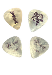 Prince Official Paisley Park Merchandise Guitar Picks Set Of Two 20TEN W2A Brand