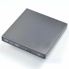 External USB Lightscribe DVD CD Disc Burner Writer Laptop Optical Drive Portable