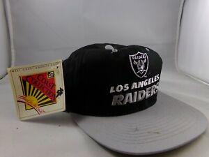 Los Angeles Raiders Black Hat New Era 092421DMT