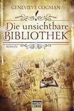 Die unsichtbare Bibliothek von Genevieve Cogman (21.07.2017,Taschenbuch)