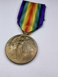 Original World War One Victory Medal, Pte. Livesey, East Lancashire Regiment