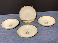 SYRACUSE CHINA GOVERNOR CLINTON PATTERN (4) Fruit/Berry BOWLS