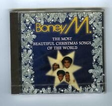 CD (NEW) BONEY M MOST BEAUTIFUL CHRISTMAS SONGS OF THE WORLD