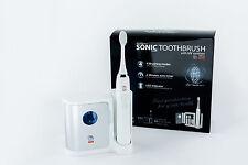 Sonic Spazzolino elettrico ricaricabile ujs 2082 UV Sanitizer con spazzolino da denti teste