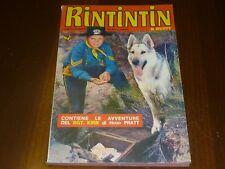 RIN TIN TIN RACCOLTA NUMERO 31  Ed. CENISIO ANNI 70 - MAGAZZINO !!