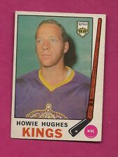 1969-70 OPC # 142 KINGS HOWIE HUGHES VG  CARD (INV# 7480)