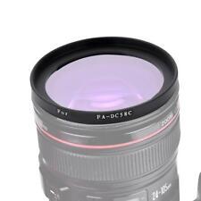 Filtro de Lente Protector FA-DC58C 58MM Anillo Adaptador para Cámara Canon Powershot G1X